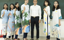 Ngọc Hân cùng cầu thủ Công Vinh tuyên truyền về môi trường