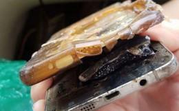Điện thoại phát nổ do lỗi sản xuất, đổi máy khác thì đơn giản quá