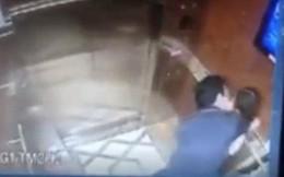 Phẫn nộ với người đàn ông sàm sỡ bé gái trong thang máy ở TPHCM