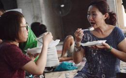 Tình người Sài Gòn sau vụ cháy chung cư Carina