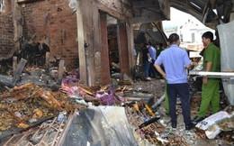 Thiệt hại gần 3 tỷ đồng trong vụ cháy chợ ở thị xã Bình Long