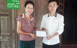 Nam sinh dân tộc Thái dũng cảm cứu 2 người thoát dòng nước lũ