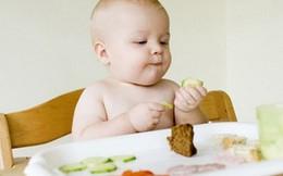 Bí quyết đơn giản trị 'bệnh' lười ăn ở trẻ