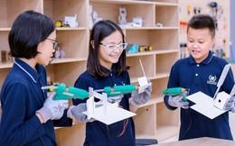 Khám phá không gian sáng tạo hiện đại của học sinh Vinschool