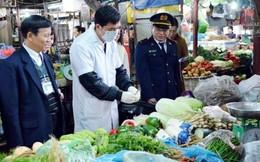 Tập trung kiểm soát, phòng tránh ngộ độc thực phẩm dịp Tết Kỷ Hợi