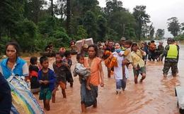 Hội LHPN Việt Nam chia buồn về việc vỡ đập thủy điện tại Lào