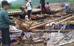Lào Cai: Lốc xoáy, lũ quét tàn phá 121 nhà dân