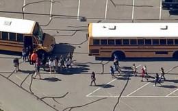 Lại xảy ra tấn công bằng súng tại trường học ở Mỹ