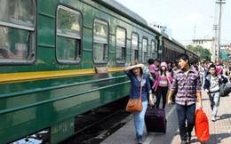Hàng nghìn vé giá 10.000đ đi tàu tuyến Hà Nội-Vinh