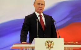 Tổng thống Nga Putin tuyên thệ nhậm chức lần thứ 4