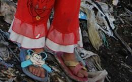 Những phận người mưu sinh ở bãi rác Trà Vinh