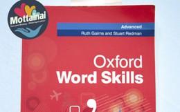 Học tiếng Anh dễ dàng hơn nhờ cuốn sách Oxford Word Skills