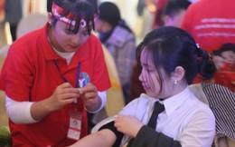 TP.HCM hiến máu cao gấp 5 lần chỉ tiêu