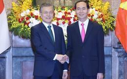Tổng thống Hàn Quốc cam kết bảo đảm quyền lợi hơn 40 ngàn cô dâu Việt