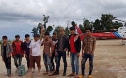 26 công nhân Việt Nam đã ra khỏi khu vực bị cô lập vì vỡ đập thủy điện tại Lào