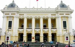 Từ tháng 6/2017, mở cửa đón khách thăm quan Nhà hát Lớn Hà Nội