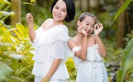 Thái Thuỳ Linh cho con gái hát bài hit 'Anh nhà ở đâu thế'