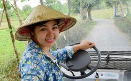 Nông trang Xanh của người phụ nữ bền bỉ theo đuổi nông nghiệp sạch
