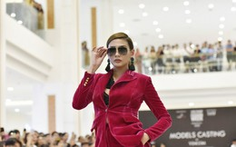 Võ Hoàng Yến sắc lạnh đi tuyển người mẫu cho Tuần lễ Thời trang Quốc tế Việt Nam