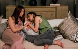 Chi Pu có cảnh nóng táo bạo trong phim 'Chị chị em em'