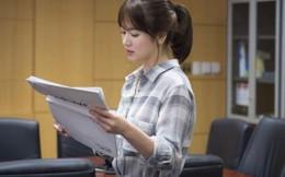 Học Song Hye-kyo mặc đồ 'Hậu duệ mặt trời'