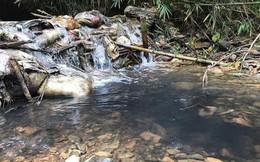 Vụ nước sinh hoạt nhiễm hóa chất: Nghi phạm được thuê đổ chất thải với giá 7 triệu đồng