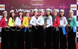 25 cô gái vào Chung kết Người đẹp xứ Mường
