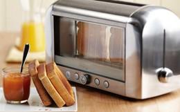 7 lưu ý để chọn máy nướng bánh mì cho gia đình