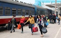 Đường sắt phía Bắc tăng 43 chuyến tàu dịp nghỉ lễ 30/4 và 1/5