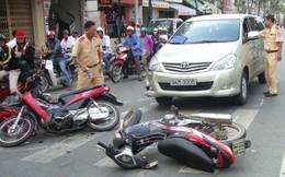 'Tai nạn giao thông là do ý thức đi đường'