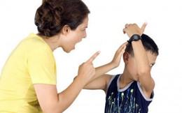 Tại sao nhiều bố mẹ cứ phải la ó con trước vài chục người