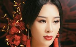 Vợ ca sĩ Việt Hoàn 'rủ' các con đóng MV cổ trang