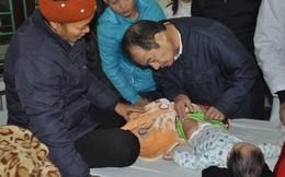 4,2% trường hợp trẻ tại Ứng Hòa, Hà Nội phản ứng sau tiêm chủng