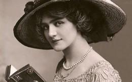 Những người đẹp thế giới 100 năm trước