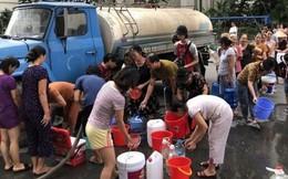 Thực hiện miễn phí một tháng tiền nước cho người dân Hà Nội