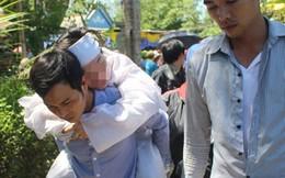 Vụ tai nạn ô tô khiến 13 người chết: Cô dâu đau đớn ngất lịm phút ly biệt