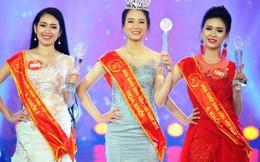 Hoa khôi Sinh viên Việt Nam 2018 trao cho nữ sinh viên trường Luật