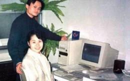Vợ chồng tỉ phú Jack Ma: Đi trong bão tố chẳng rời tay nhau