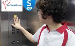 5 kỹ năng an toàn cho trẻ em khi đi thang máy
