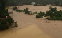 9 người mất tích do mưa lớn ở Lào Cai
