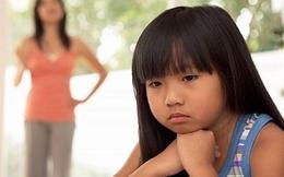 Ân hận vì mắng oan con