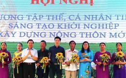 Phụ nữ Nam Định khởi nghiệp cùng hàng Việt Nam an toàn, chất lượng