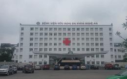 Căng tin Bệnh viện Hữu nghị Đa khoa Nghệ An vi phạm vệ sinh an toàn thực phẩm