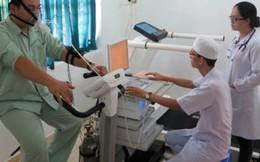 Lần đầu tại Việt Nam có máy phục hồi chức năng tim cho bệnh nhân
