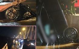 Chứng minh thư của người đàn ông trong túi xách nạn nhân vụ Mercedes rơi xuống sông Hồng là ai?