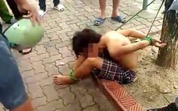 Điều tra nhóm người trói, cướp tiền của thiếu niên trong Công viên Thống Nhất