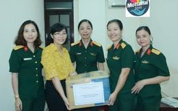 Cơ quan C59B năm thứ 4 liên tiếp đồng hành cùng chương trình Mottainai