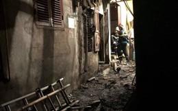 Người mẹ nhận ra vòng tay của con gái trên thi thể trong vụ cháy khu trọ gần viện nhi