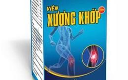 Bộ Y tế khuyến cáo người dân không nên mua viên xương khớp Kingphar New