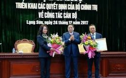 Bà Lâm Thị Phương Thanh làm Bí thư Tỉnh ủy Lạng Sơn